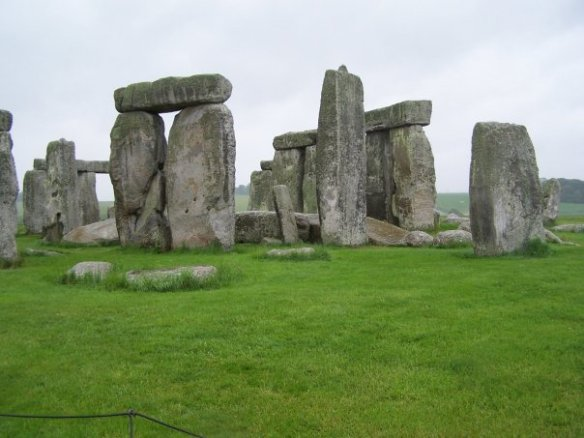 The real Stonehenge