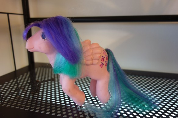 Original My Little Pony toy