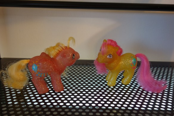 Original My Little Pony toys